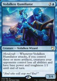 Vedalken Humiliator - Commander 2018