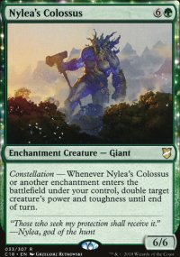 Nylea's Colossus - Commander 2018