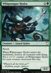 Whiptongue Hydra - Commander 2018