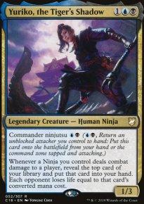 Yuriko, the Tiger's Shadow - Commander 2018