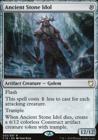Ancient Stone Idol - Commander 2018