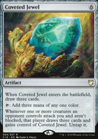 Coveted Jewel - Commander 2018