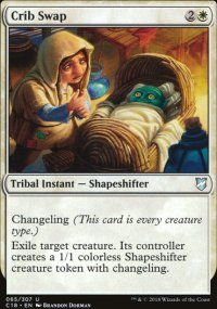 Crib Swap - Commander 2018