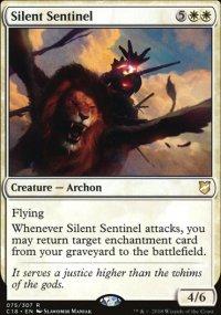 Silent Sentinel - Commander 2018
