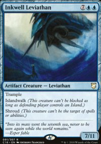 Inkwell Leviathan - Commander 2018