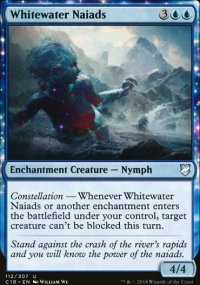 Whitewater Naiads - Commander 2018