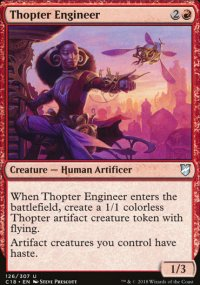 Thopter Engineer - Commander 2018