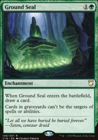 Ground Seal - Commander 2018