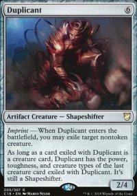 Duplicant - Commander 2018