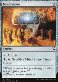 Mind Stone - Commander 2018