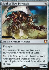 Soul of New Phyrexia - Commander 2018