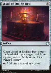 Vessel of Endless Rest - Commander 2018