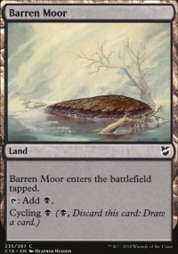 Barren Moor - Commander 2018