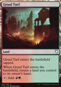 Gruul Turf - Commander 2018