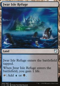 Jwar Isle Refuge - Commander 2018