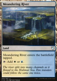 Meandering River - Commander 2018