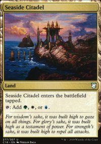 Seaside Citadel - Commander 2018