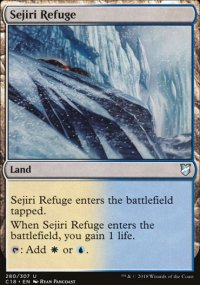 Sejiri Refuge - Commander 2018