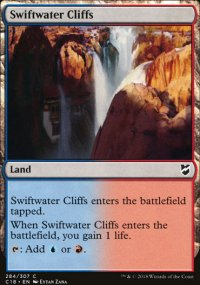 Swiftwater Cliffs - Commander 2018