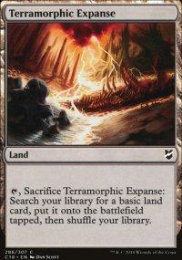 Terramorphic Expanse - Commander 2018