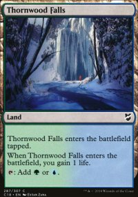 Thornwood Falls - Commander 2018