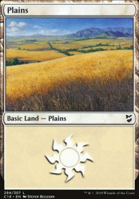 Plains 2 - Commander 2018