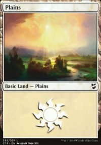 Plains 3 - Commander 2018