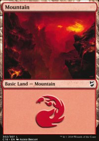 Mountain 1 - Commander 2018