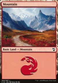 Mountain 2 - Commander 2018