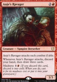 Anje's Ravager -