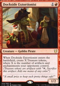 Dockside Extortionist -