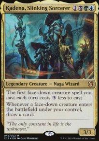 Kadena, Slinking Sorcerer -
