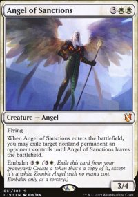 Angel of Sanctions -