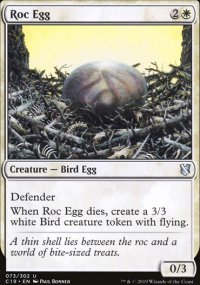 Roc Egg - Commander 2019