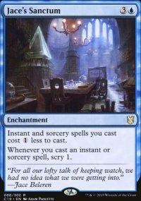 Jace's Sanctum -