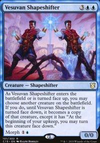 Vesuvan Shapeshifter - Commander 2019