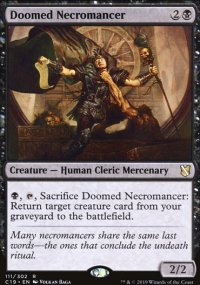 Doomed Necromancer -