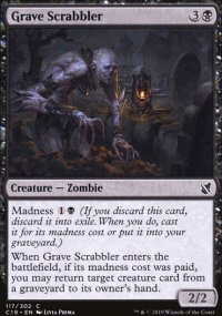 Grave Scrabbler -
