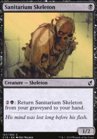 Sanitarium Skeleton -