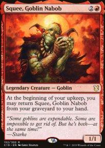 Squee, Goblin Nabob -