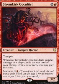 Stromkirk Occultist -