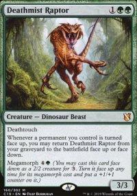 Deathmist Raptor -