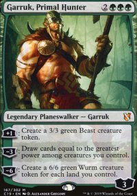 Garruk, Primal Hunter -