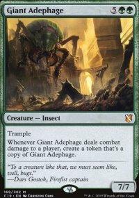 Giant Adephage -