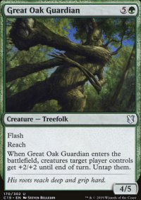 Great Oak Guardian - Commander 2019