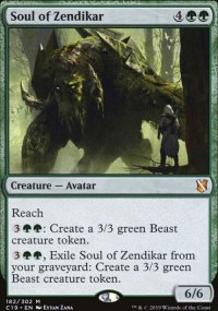 Soul of Zendikar -
