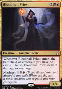 Bloodhall Priest -