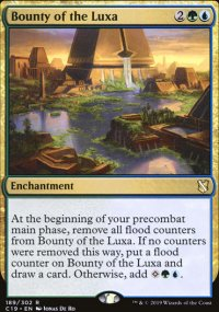 Bounty of the Luxa -