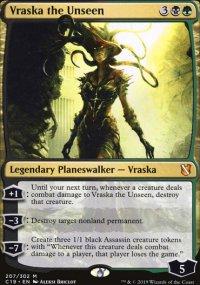 Vraska the Unseen -