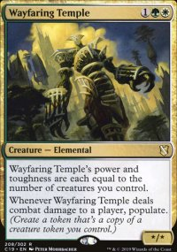 Wayfaring Temple -